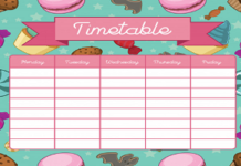 Automated College Timetable