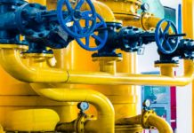 Gas Pipeline Monitoring For hospitals