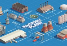 Hazardous Area Monitoring for Industrial Plants