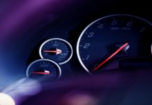 Vehicle Tracking with Speed Limiting