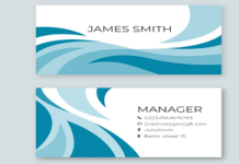 Visiting Card Creation