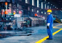 access control for safety-critical areas in industries