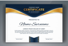 Certificate generation system