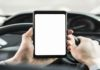 Drive Now, Text Later: Nonintrusive Texting-while-Driving Detection using Smart phones