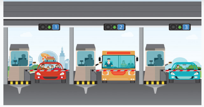 Online Toll Payment System