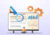 Privacy-Preserving Selective Aggregation of Online User Behavior Data