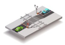 Railway Crossing Gates Using Android Application