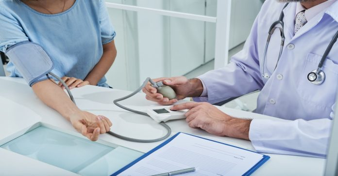 The Effect of Weight on Blood Pressure of Hypertensive Patients