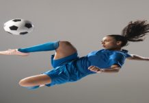 Complete project report on Women Sports