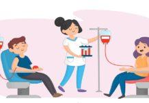 online blood donation system OR Blood Bank