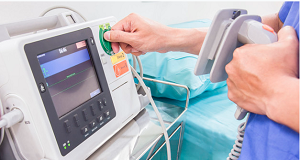 Portable System for Bio-electrical Impendence (ECG)