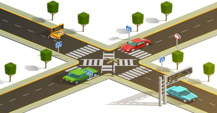 Mixed Traffic Control & Behavior Continuously Reinforced Concrete Pavement